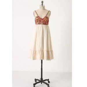 "Anthropologie ""Zehavale"" Norbotten Dress"